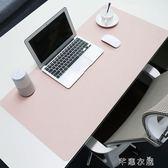 現貨出清鼠標墊超大大號桌墊電腦墊鍵盤墊辦公寫字臺書桌桌面墊子加厚訂製      芊惠衣屋9-6