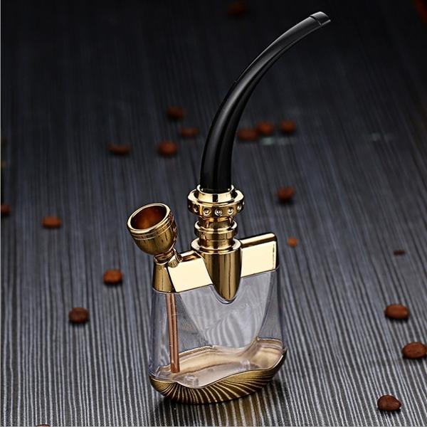 水煙壺全套水煙斗煙袋斗壺多層過濾煙嘴