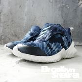 Adidas Forta Run AC I 丈藍迷彩 魔鬼氈 小童(布魯克林) 2018/9月 B96363