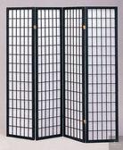 《凱耀家居》方格屏風(609.黑) 110-664-6
