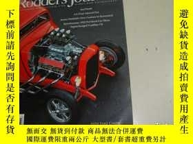 二手書博民逛書店Rodder s罕見Journal 1934 Ford Coup