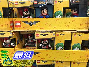 [COSCO代購]  C1154826 LEGO DC MOVIE CHARACTERS MIMIFIGURE ALARM CLOAK DC電影系列人偶鬧鐘