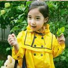 可愛韓版兒童雨衣小孩卡通雨披幼兒防水學生...