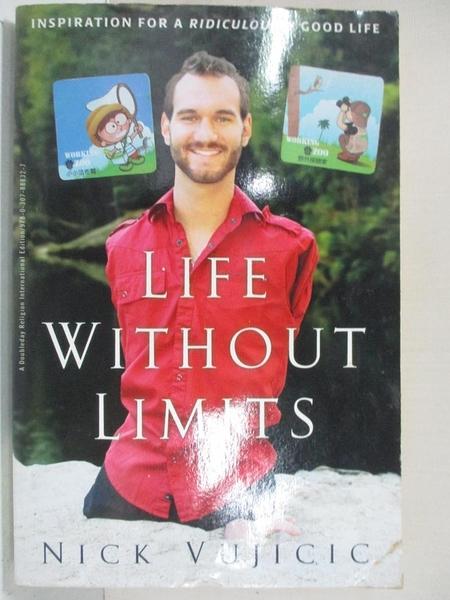 【書寶二手書T1/勵志_KNF】Life Without Limits_Nick Vujicic