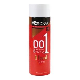 日本NPG● 岡本0.01(Hard)不易乾燥堅固型潤滑液200g● 兩性潤滑液