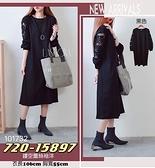 [預購+現貨]簍空蕾絲袖洋-洋裝-72015897 -pipima-53