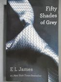 【書寶二手書T6/原文小說_NOR】Fifty Shades of Grey 1_E L James