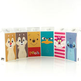 【Disney】5200 可愛牛奶盒造型彩繪行動電源-大臉系列