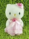 【震撼精品百貨】Hello Kitty 凱蒂貓~KITTY絨毛娃娃-全身禮服