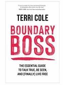 [2美國直購] 2021 AMAZON 暢銷書排行榜 Boundary Boss: The Essential Guide to Talk True, Be Seen