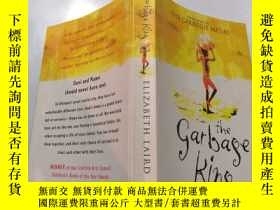 二手書博民逛書店The罕見garbage king:垃圾大王Y212829