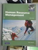 【書寶二手書T1/大學商學_WFQ】Human Resource Management12/e_Gary Dessler