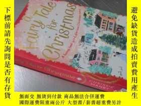 二手書博民逛書店A罕見Fairy Tale For Christmas【32開 英文原版】Y16472 Chrissie Ma