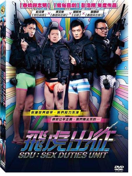 飛虎出征 DVD (音樂影片購)