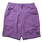 NEW BALANCE 短褲 NB 尼龍 抽繩短褲 紫 男 (布魯克林) MS11580SG6