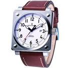 REVUE THOMMEN 超級領航者飛行機械錶(16576.2133)白色