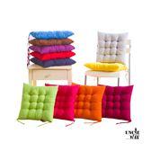 純色加厚磨毛椅子坐墊 椅墊 威叔叔百貨城堡  坐墊  素面椅墊 居家用品 【U0006】