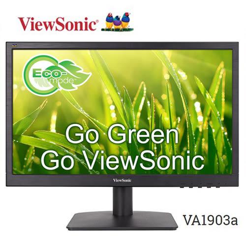 ViewSonic 優派 VA1903A 19型 寬螢幕
