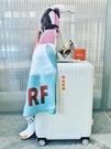 網紅ins行李箱女粉色20寸登機學生拉桿箱密碼旅行箱萬向輪男24小 樂活生活館