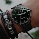 手錶 風情侶考試手表男女高中學生簡約夜光機械潮流防水電子石英表【快速出貨八折下殺】