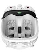 分體式泡腳盆全自動加熱洗腳盆電動按摩足浴器泡腳桶家用 9號潮人館