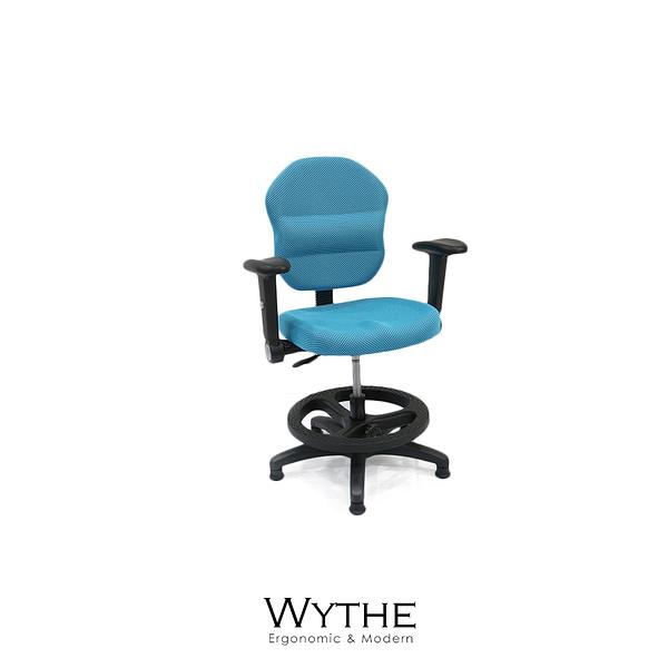 辦公椅/電腦椅 Wythe兒童人體工學電腦椅【obis】