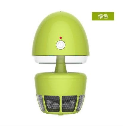 【電壓220V附變壓器】光觸媒滅蚊燈滅蚊器 家用靜音無輻射驅蚊燈