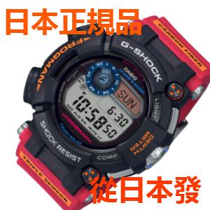 免運費 日本正規貨 CASIO G-Shock  太陽能無線電鐘 男士手錶 GWF-D1000ARR-1JR