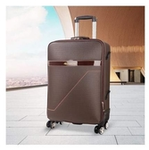 商務拉桿箱萬向輪22寸男女行李箱子密碼箱包26旅行箱pu皮質 全館免運 快速出貨