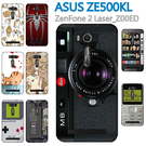 [ZE500KL 軟殼] asus 華碩 ZenFone 2 Laser 5吋 Z00ED 手機殼 外殼