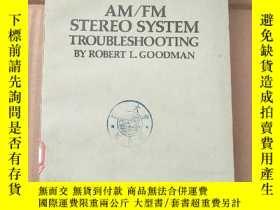 二手書博民逛書店AM FM罕見stereo system troubleshooting(P1184)Y173412