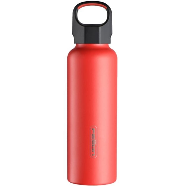 飛劍騎行旅行戶外運動水壺304不銹鋼保溫杯男便攜健身大容量水杯 至簡元素