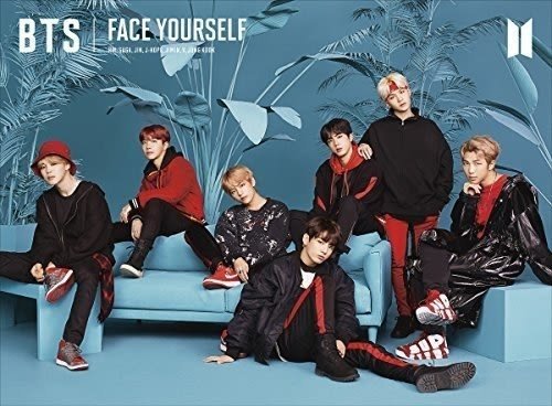 BTS 防彈少年團 FACE YOURSELF CD附PHOTOBOOK 豪華盤 (OS小舖)