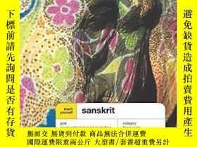 二手書博民逛書店Teach罕見Yourself Sanskrit (teach Yourself Complete Courses