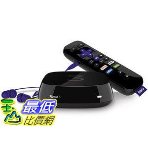 [104美國直購] Roku 3 播放器 Streaming Media Player (4230R) (2015 model)