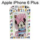 【清倉價】迪士尼透明軟殼 iPhone 6 Plus / 6S Plus [放射] 米妮【Disney正版授權】