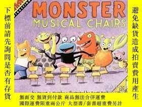 二手書博民逛書店Monster罕見Musical ChairsY255562 Murphy, Stuart J.  Nash,