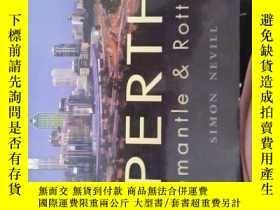 二手書博民逛書店PERTH罕見FremantlePerth & Rottnest