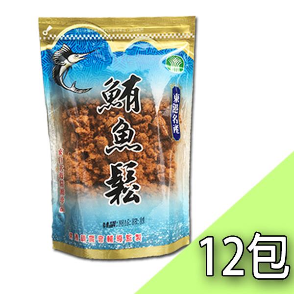 東港鎮農會 鮪魚鬆270g-12包