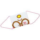 【震撼精品百貨】My Melody 美樂蒂~三麗鷗美樂蒂日本棉布抗菌口罩-嘴巴#83531
