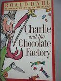 【書寶二手書T4/原文小說_LDV】Charlie and the Chocolate Factory_Dahl, Ro