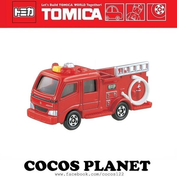 TOMICA 多美小汽車 NO.041 MORITA紅色消防車 小汽車 COCOS TO175