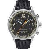 TIMEX 天美時 雙眼計時 手錶(TXTW2R38200) Waterbury系列