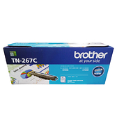 Brother TN-267 原廠碳粉匣 藍色 適用HL-L3270CDW L3750CDW