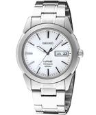 SEIKO 精工 鈦金王子標準手錶-白 7N43-0AS0S