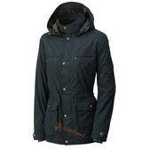 【速捷戶外】台灣Wildland 荒野0A32907-95 鐵灰 女 絲絨時尚防風保暖外套(防寒夾克/輕量夾克)