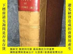 二手書博民逛書店1851年罕見THE WORKS OF THE REV. SYD