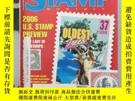 二手書博民逛書店SCOTT罕見STAMP MONTHLY NOVEMBER 2005Y248636 出版2005