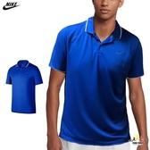 Nike Polo衫 男 深藍 運動襯衫 短袖 短T Polo衫 Dri-Fit 高爾夫 排汗 透氣 短袖 939138438