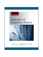 二手書博民逛書店 《Principles of Corporate Finance, Brief》 R2Y ISBN:0071263268│RichardA.Brealey
